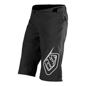 Troy Lee Designs Men's Adult Sprint Shorts Black, Navy MTB/BMX/Bike 22378603*