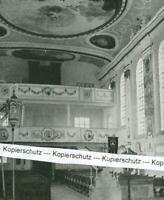 Ingstetten : Das Innere der Kirche - Orgel - um 1930        W 6-5