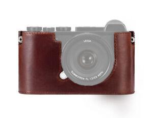 Leica Protektor CL - Leder Braun / Brown - 19525 - Leica Store Nürnberg
