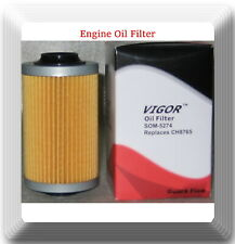Engine Oil Filter SOM5274 Fit:Cadillac Chervrolet Oldsomible Pontiac Saab Saturn