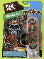 "Tech Deck "" Darkstar"" Orange  RARE "" Vintage fingerboard 96 mm NEW"" Dark Star"""