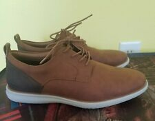 BASS MENS BROWN SHOES SIZE 12 LACE UP