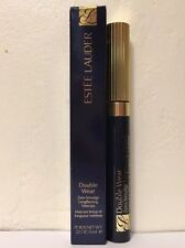Estee Lauder Double Wear Zero Smudge Lengthening Mascara BLACK NIB Full Size
