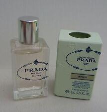 1x PRADA VETIVER Eau De Parfum mini Perfume, 8ml, Brand NEW!!