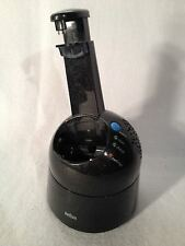 Braun 7526 Syncro SCC1 Complete Clean&Renew Shaver Charge Base Station BS 5301