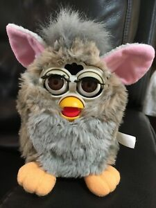 Wolf Furby 1998 Tiger Electronics, Generation 1, Clean working condition