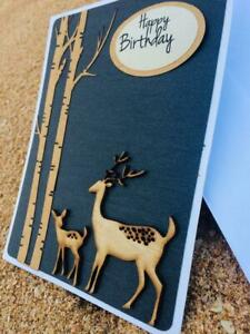 Handmade Birthday Cards & Greetings Cards With Envelope