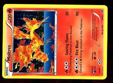 POKEMON BW4 NEXT DESTINIES HOLO N° 14/99 MOLTRESS 120 HP (HOLO NON STRIEE) PROMO