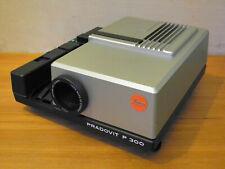 Leica Pradovit P300 Slide Projector case Leica Hektor P2 85mm lens