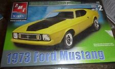 AMT 1973 Ford Mustang Fastback Model Car Mountain 1/25 fs