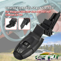 Cruise Control Switch Handle For Peugeot 307 308 408 206 207 301 Citroen C2