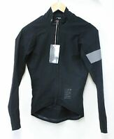 RAPHA Men's Pro Team Shadow Black Long Sleeve Stretch Cycling Jersey XS BNWT