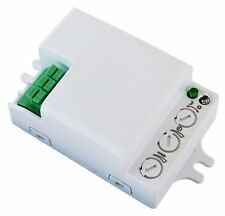 500WBewegungsmelder Mikrowellen Radar Sensor Schalter  Präsenzmelder 360°