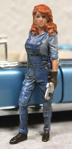 38346 American Diorama Female Mechanic III 1:24