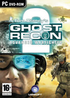 Ghost Recon 2 Advanced Warfighter - Jeu PC - jeu vendu en loose