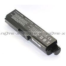 Batterie pour Toshiba Satellite L775D M640 M645 P740 P740D P750 P7511.1V 7800MAH