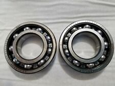 SKF 6207/ C3 Explorer Deep Groove Ball Bearing (Qty of 2)