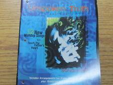 """UNSPOKEN TRUTH""  Vineyard song book ... lyrics, chord charts, sheet music"