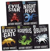 The Power of Five Anthony Horowitz 5 Books Collection Set Pack Brand NEW Cover
