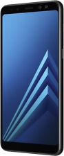 "Samsung Galaxy A8 2018 DualSim schwarz 32GB LTE Android Smartphone 5,6"" 16MPX"