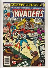 Invaders #14 (1977-03) Vol 1 Marvel Roy Thomas Jack Kirby cover Crusaders