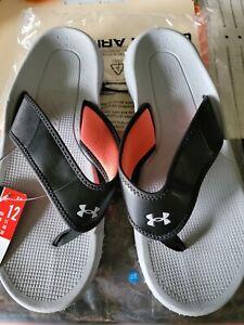 under armour fat tire sandals. Size 12