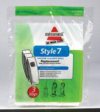 Bissell  Vacuum Bag  3 pk