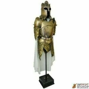 Medieval King's Guard Armour Of Half Body Suit Of Armor Costume