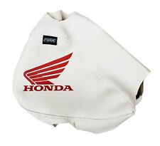 "FUEL GAS TANK COVER LEATHER HONDA QR 50 ""FMX COVERS"" FROM ARGENTINA"