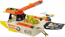 Matchbox Squid Fleet Ship Rescue Action Play with Car