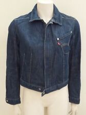 giacca giubbotto jeans Levi's Engineered Jeans Girls-Small taglia S