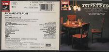 RICHARD STRAUSS 2 CD BOX INTERMEZZO OP 72 Sawallisch 1988 STAMPA TEDESCA
