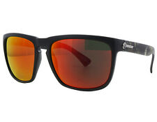 Electric Visual Knoxville XL Hunter / Grey Fire Chrome Sunglasses