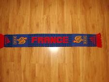 Schal Fanschal Frankreich FFF 17 x 150 cm