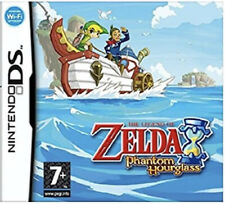 *The Legend Of Zelda: Phantom Hourglass - Nintendo DS Game 2007*
