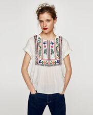 9a4bc1de0 Camisas y tops de mujer Zara | Compra online en eBay