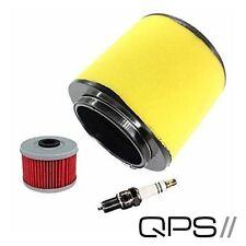 HONDA TRX500 FM FE Foreman QUAD Service Kit 06 -16 Air Filter Oil Filter Spark