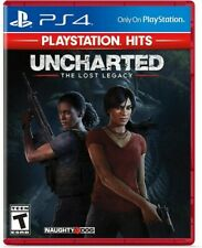 Uncharted: The Lost Legacy Hits for PlayStation 4 [New Video Game] PS 4