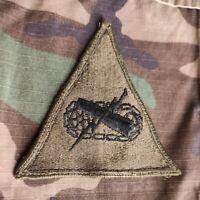 Army Patch Abzeichen Aufnäher für die Uniform Panzer Armored Forces 1990