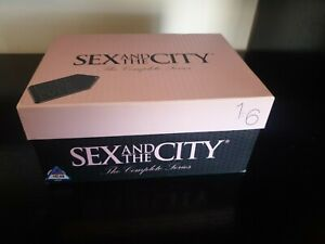 Sex and the City Complete Boxset Season 1 to 6