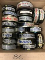 35mm Movie Trailers Lot Of 20 Films