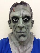 ADULT FRANKENSTEIN MONSTER MASK HALLOWEEN HORROR MOVIE FANCY PARTY MASKS