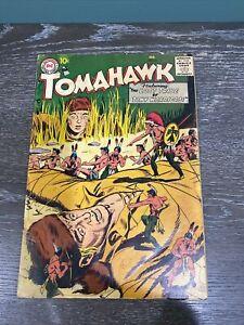 DC Comics Tomahawk No.54 Year 1958