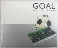 Invotis Goal Miniatur Tischkicker 22 x 18 cm