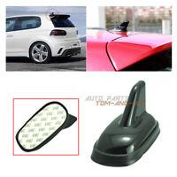 Black Shark Fin Antenna fit For VW Jetta Golf Mk6 Mk5 Passat CC Tiguan GTI Bora