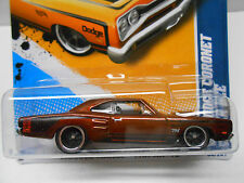 Hot Wheels 2012 Super Treasure Hunt '69 Dodge Coronet MOPAR Super Bee
