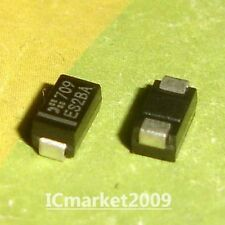 100 PCS ES2BA DO-214AC SMA 2.0 AMP. SUPER FAST RECOVRY SILICON RECTIFIERS.2A