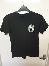 Obey Worldwide 'Profits Of Doom' Tee Shirt Small Mens Streetwear
