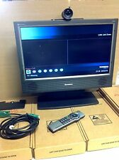 TANDBERG TTC7-15 REV.6 W/ POWER SUPPLY AND REMOTE CONTROL