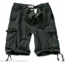 Surplus Raw Vintage Cargo, Combat Loose Fit Shorts for Men